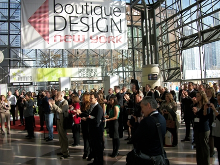 Best events: Design Shows in New York City bdny entrance