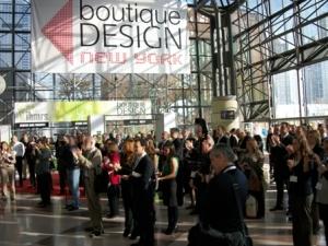 Boutique Design New York 2010 Entrance