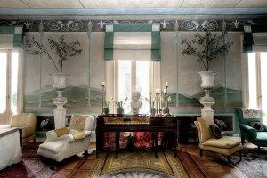 Roman Lounge of Casa de Madrid